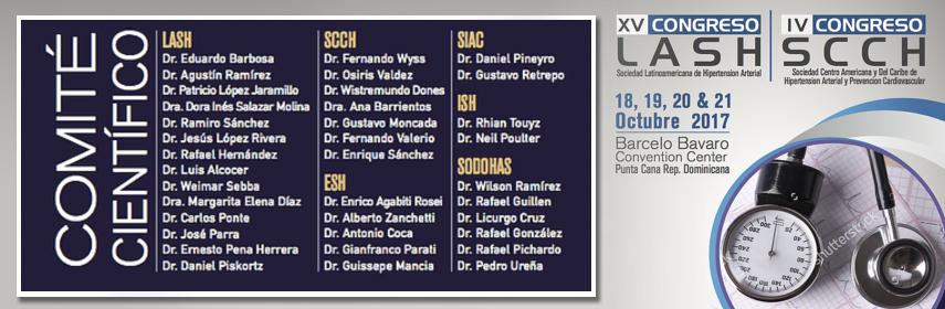 IXV Congreso De La Sociedad Latinoamericana de Hipertension Arterial (LASH)
