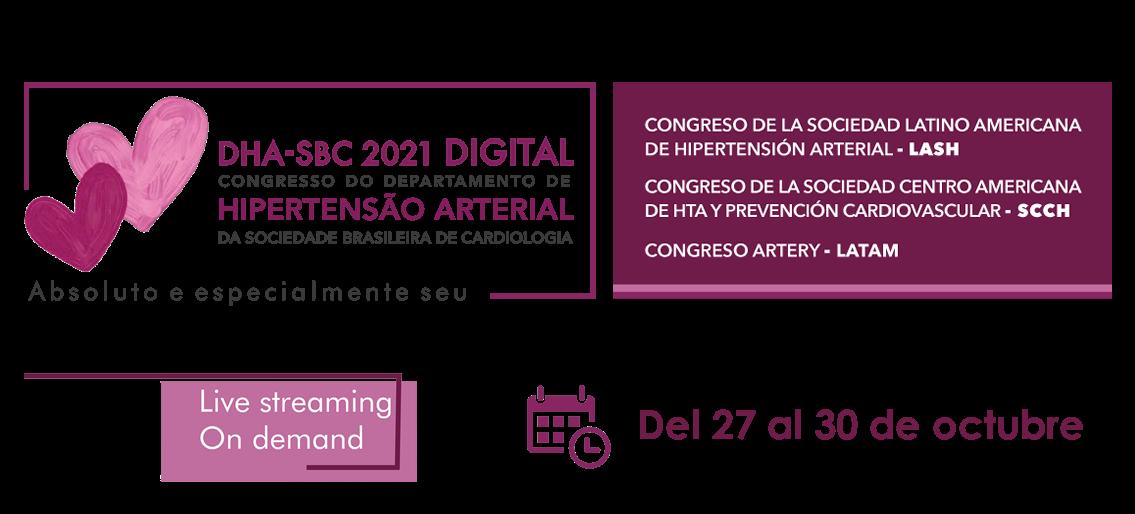 Congreso DHA-SBC 2021 Digital